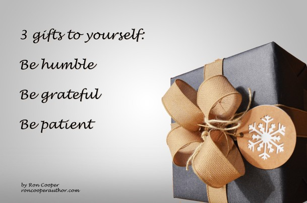 3 gifts to yourself