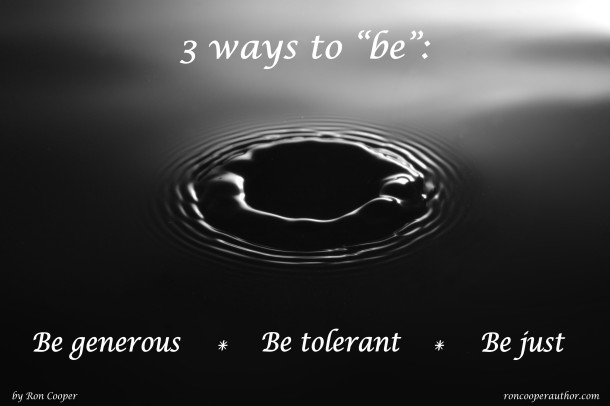 3 ways to be
