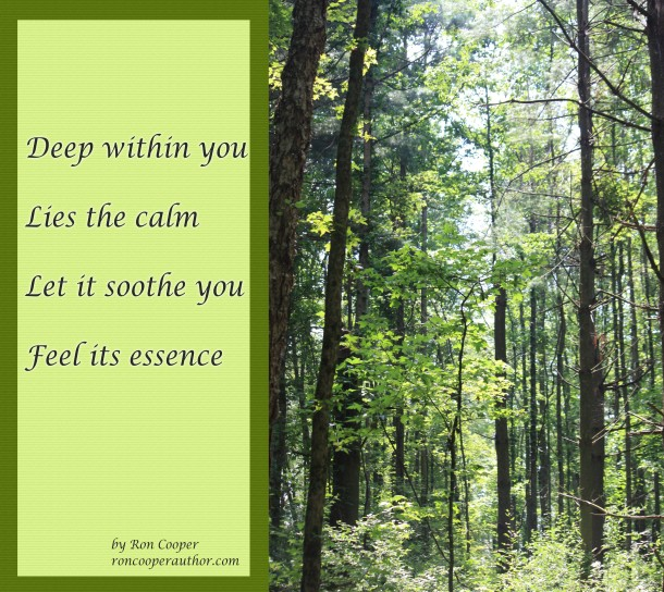 Deep within you