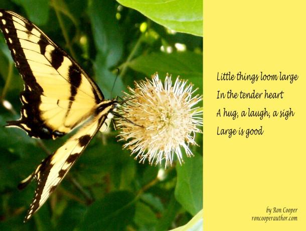 Little things loom large